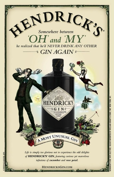 hendricks gin