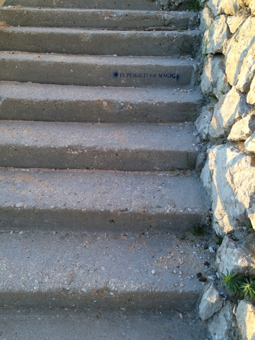 kaputasin merdivenleri
