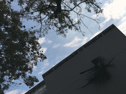 İMÇ 1. Blok'ta yer alan Kuzgun Acar'ın Kuşları.